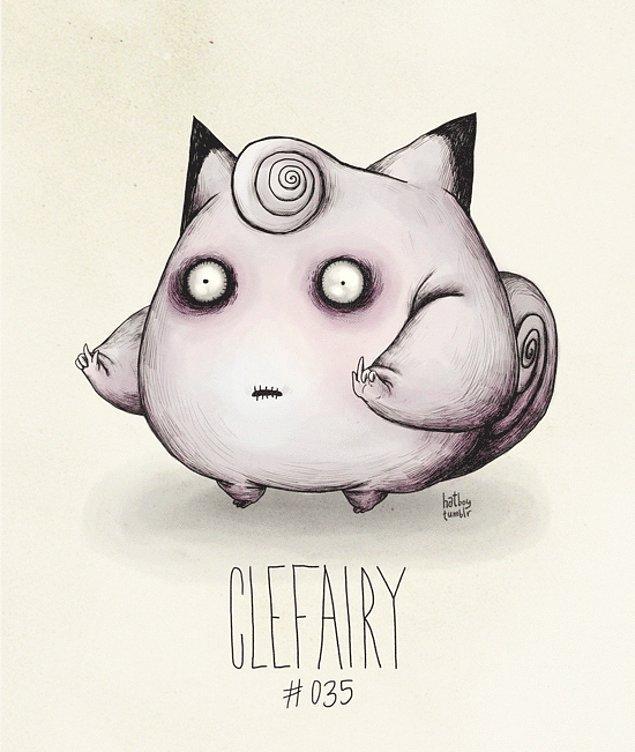 35. Clefairy