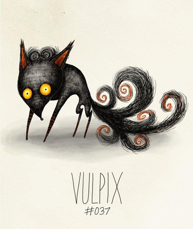 37. Vulpix