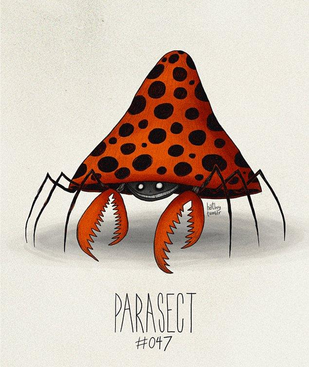 47. Parasect