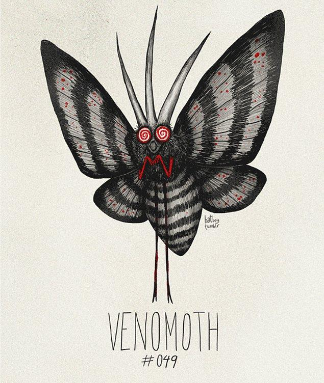 49. Venomoth