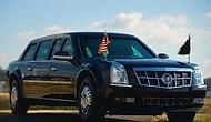 Obama'nın Makam Arabasının Bilim Kurgu/ Aksiyon Filmlerinden Fırlamış 11 Özelliği