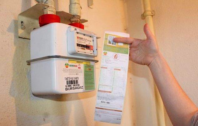 21. Kabarık kış faturalarından sonra çift haneli doğal gaz faturalarının gelmesi