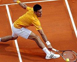 Djokovic'i Toprakta Nadal da Durduramadı