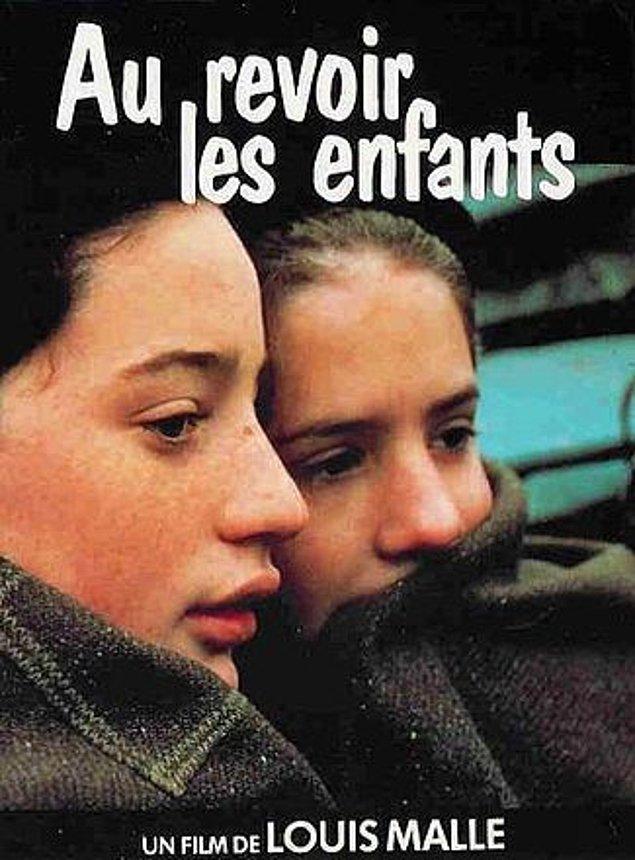 7. Au revoir les enfants - Elveda Çocuklar (1987)