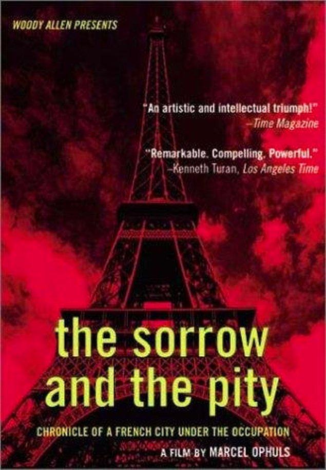 4. The Sorrow and the Pity - Keder ve Acıma (1969)