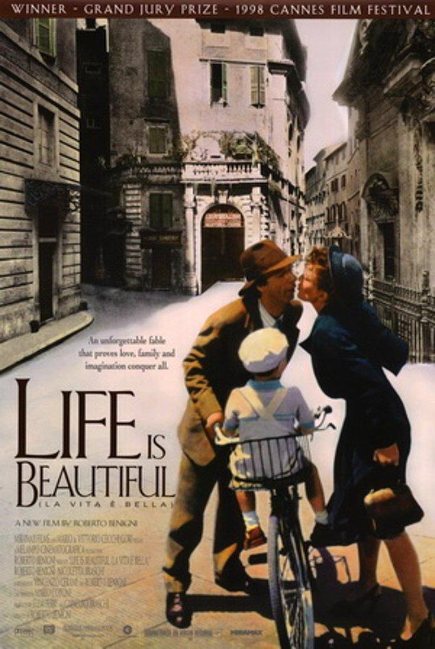 10. La vita è bella - Hayat Güzeldir (1997)