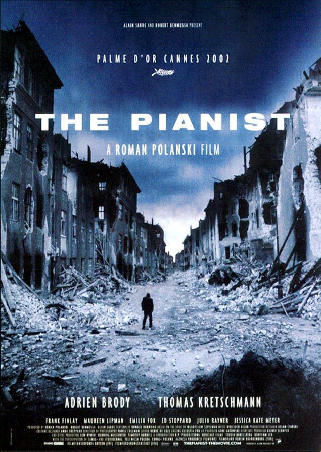 12. The Pianist - Piyanist (2002)