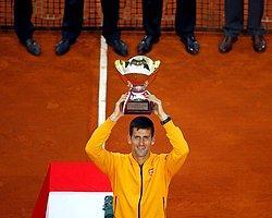 Monte Carlo'nun Kralı Djokovic Oldu
