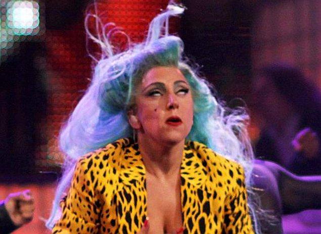 3.Lady Gaga