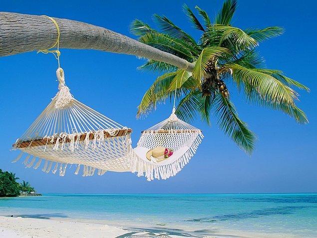 15. Bonus: Yazın yaklaşmasıyla içinizi ısıtan, yüzünüzü güldüren tatil planları yapmak