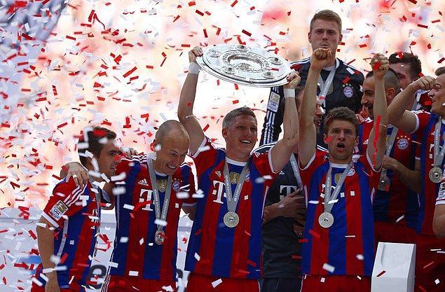 Bayyera ekibi gelecek hafta 25. şampiyonluğunu ilan edebilir