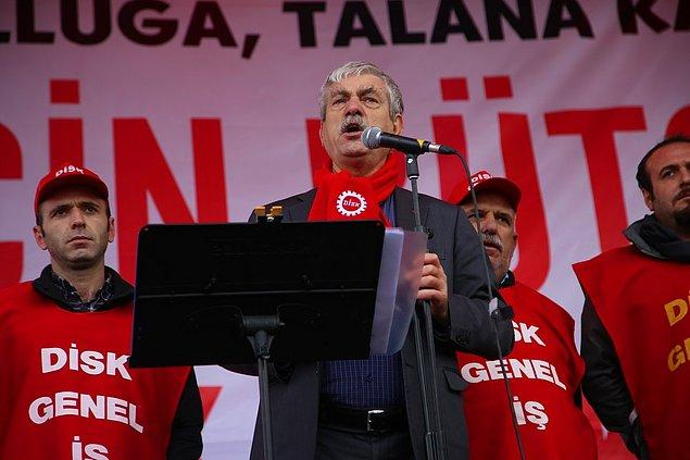 'Son ana kadar Taksim için görüşmelerimiz sürecek'
