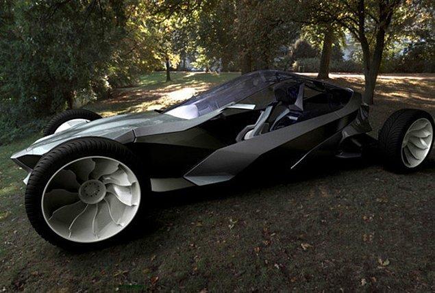 9. Gym Car