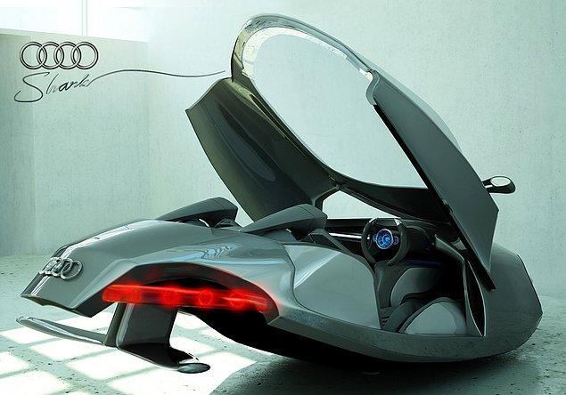 16. Audi Shark