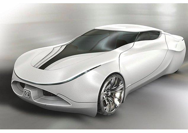25. Chanel Fiole Concept Car