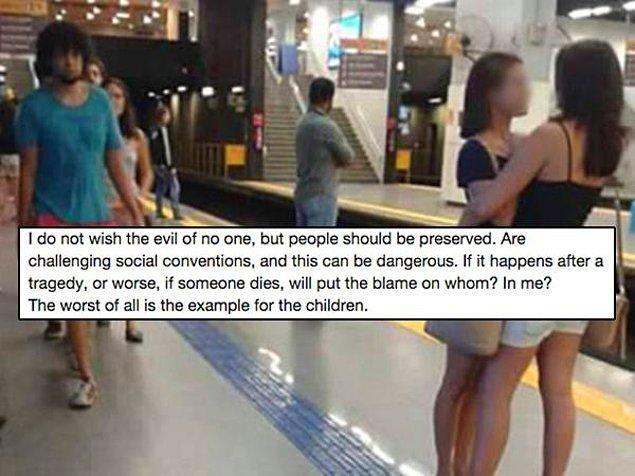 Toplumdaki kuralları çiğnemek bazen çok tehlikeli olabilir. Büyük facialara yol açabilir hatta insanlar ölebilir. O zaman ne yapacağız? Bunun sorumlusu kim olacak?