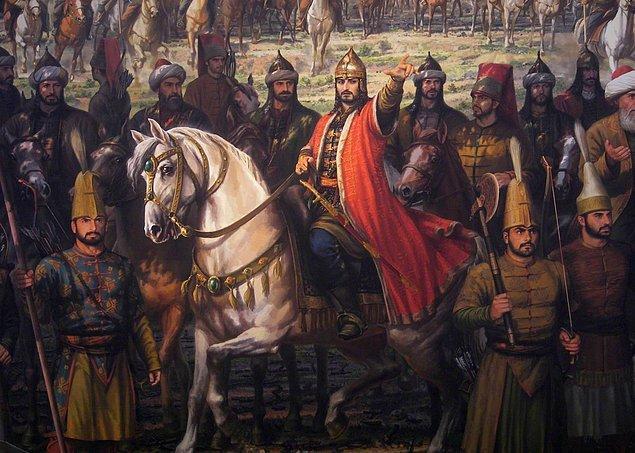 8. Fatih Sultan Mehmet'in bedduası