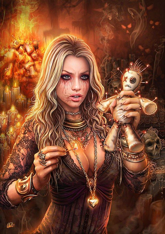 Voodoo Altar - Voodoo Sunağı