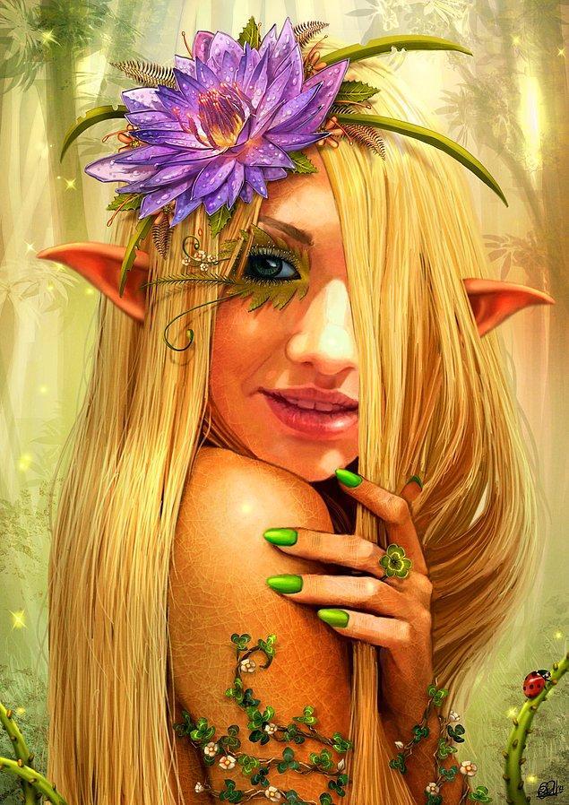 Spring Elf - Elf'in Baharı