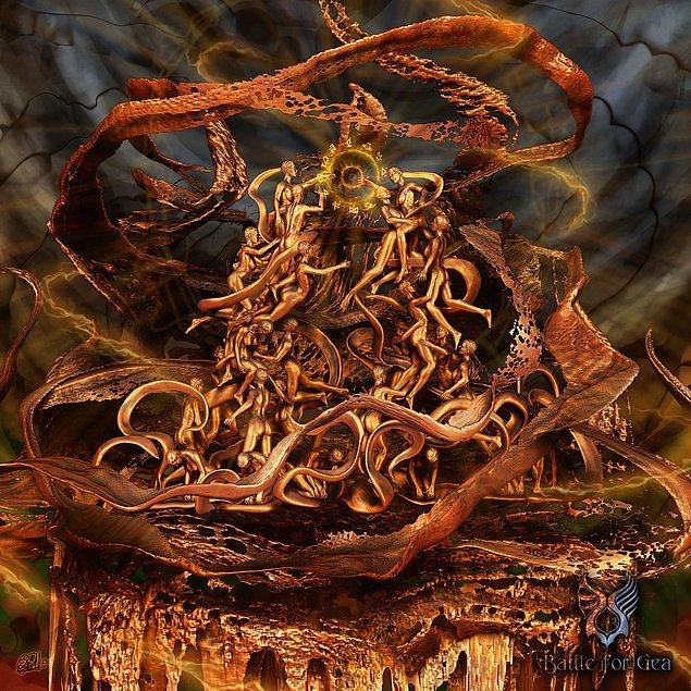 Altar of Gea - Gea Sunağı