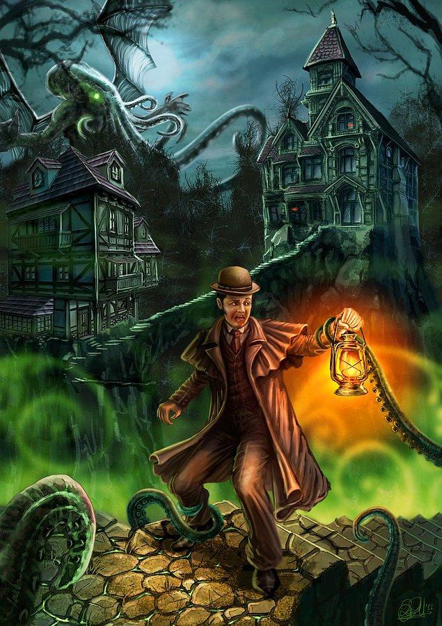 Mansions of Madness - Madness Konakları