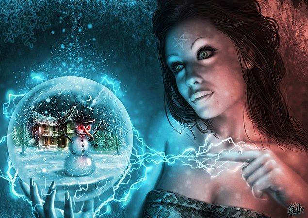 Crystal SnowBall - Kristal Kartopu