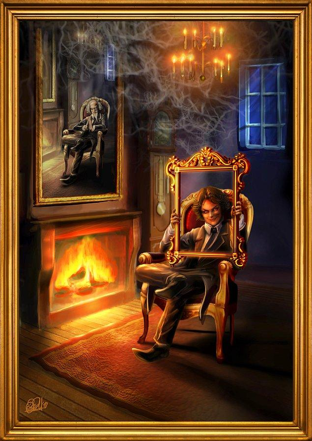 Dorian Gray - Dorian Gray'in Portresi