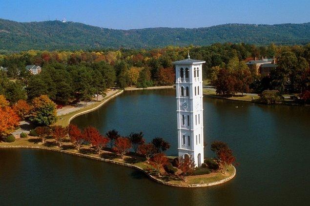5. Furman Üniversitesi - Amerika