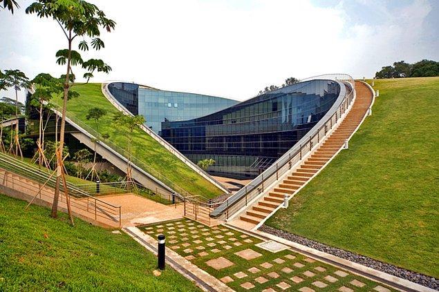 7. Nanyang Teknoloji Üniversitesi - Singapur
