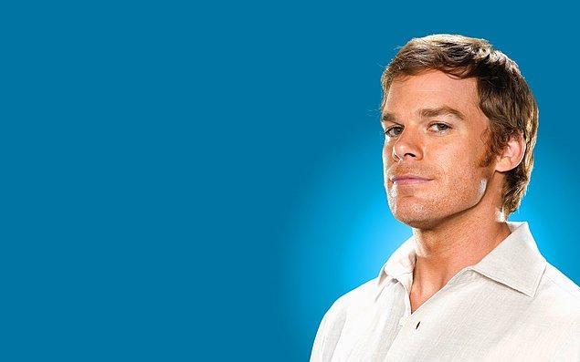 11. Dexter   (2006–2013)   IMDB / 8,9