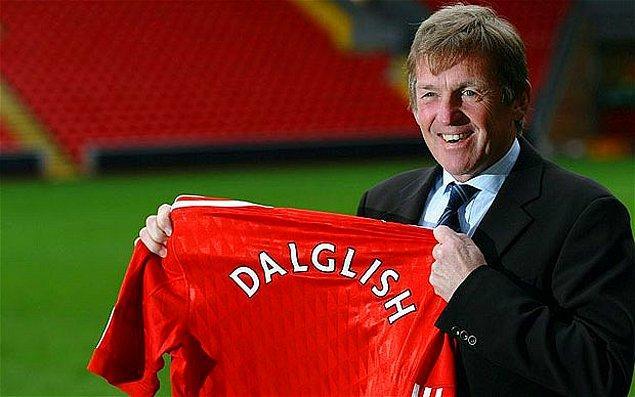 11. Kenny Dalglish