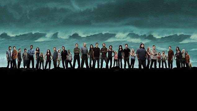 15. Lost   (2004–2010)   IMDB / 8,5