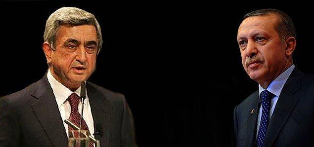 'Erdoğan'ın uzlaşı sözleri Ermenistan'in suçlamalarıyla gölgelendi'