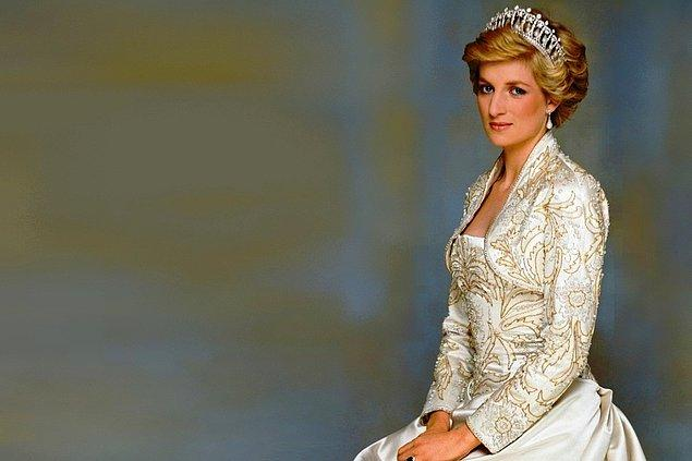 Sen İngiltere - Galler Prensesisin!