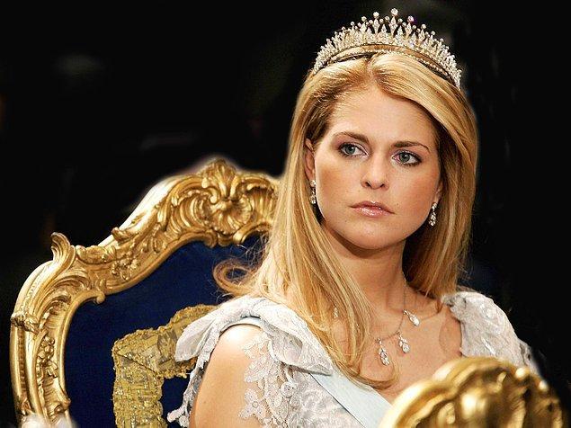Sen İsveç Prensesisin!