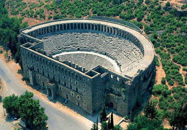 2- Aspendos Antik Kenti, Antalya