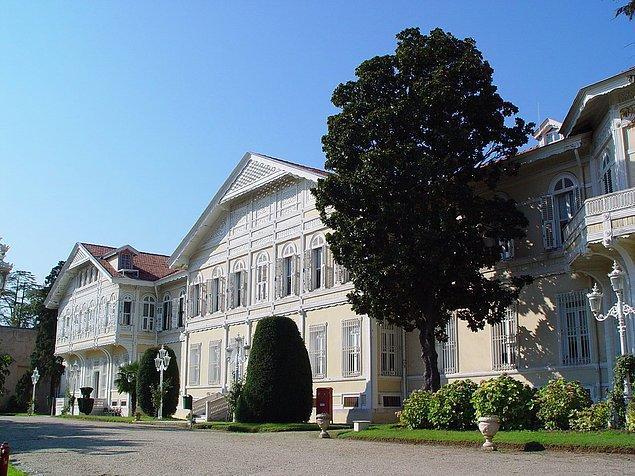 3- Yıldız Sarayı, İstanbul