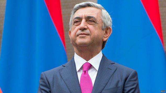 Sarkisyan: Taksim'de toplananlar güçlü insanlar