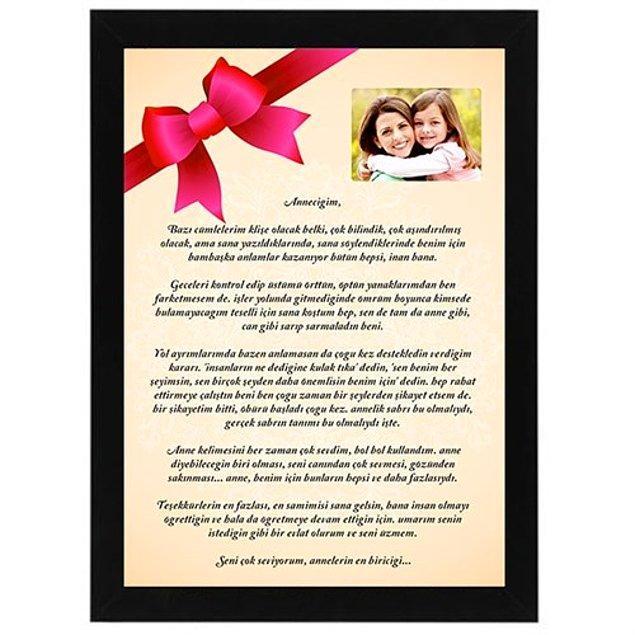Anne'ye Mektup
