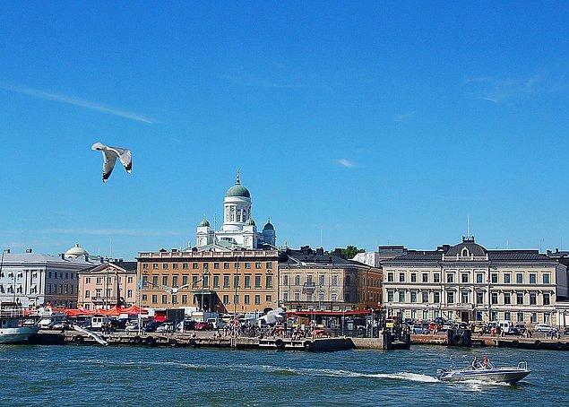6- Finlandiya
