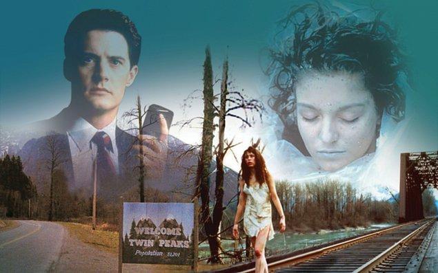 17. Twin Peaks   (1990–1991)   IMDB / 9,0