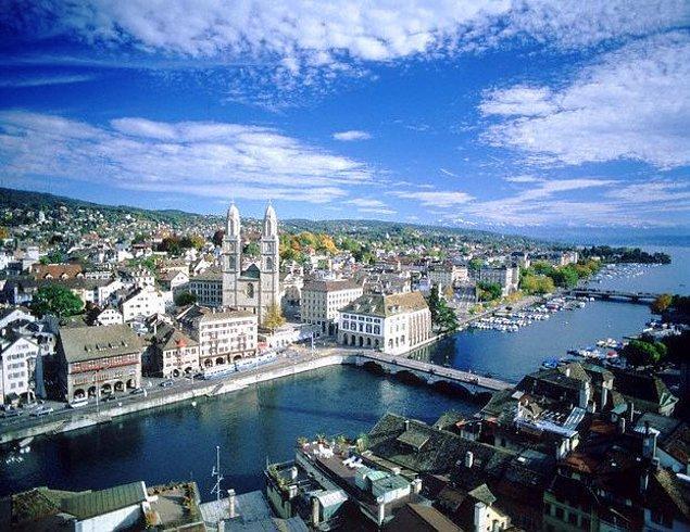 1- İsviçre