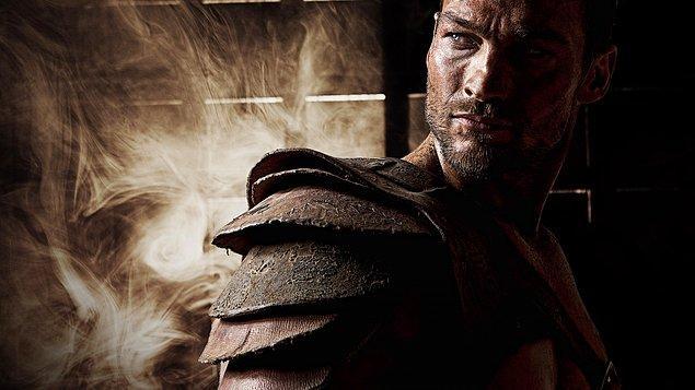 20. Spartacus   (2010–2013)   IMDB / 8,7