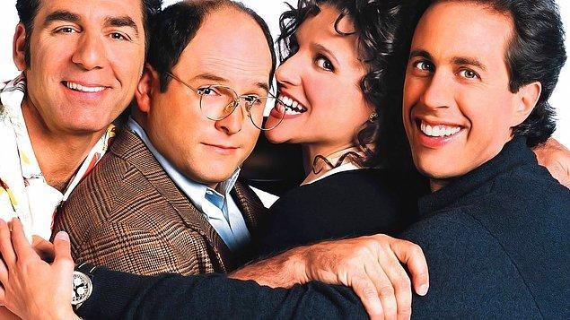 21. Seinfeld   (1989–1998)   IMDB / 9,0
