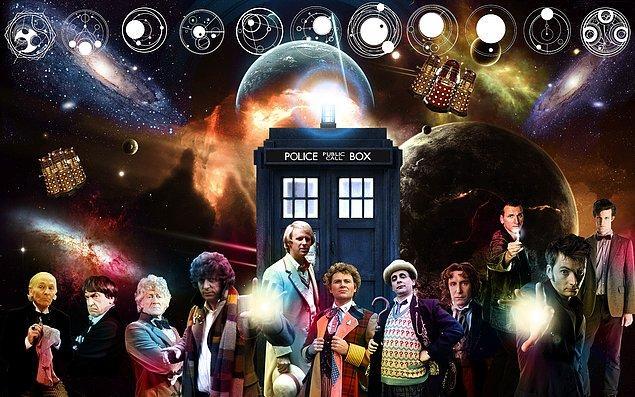 22. Doctor Who   (2005– )   IMDB 8,9