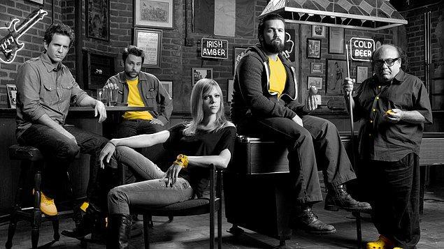 26. It's Always Sunny in Philadelphia   (2005– )   IMDB / 8,8