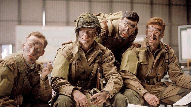 8. Band of Brothers   (2001)   IMDB / 9,6