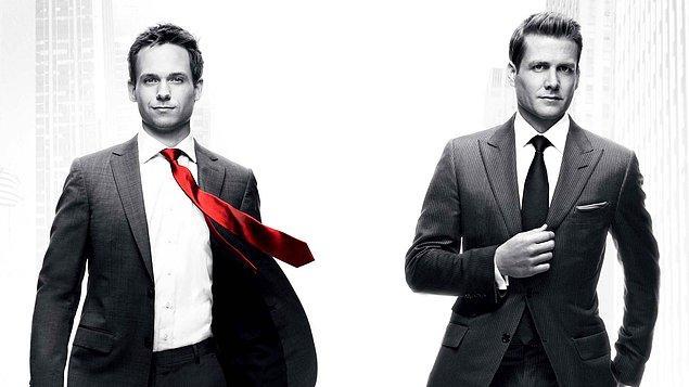 30. Suits   (2011– )   IMDB / 8,8