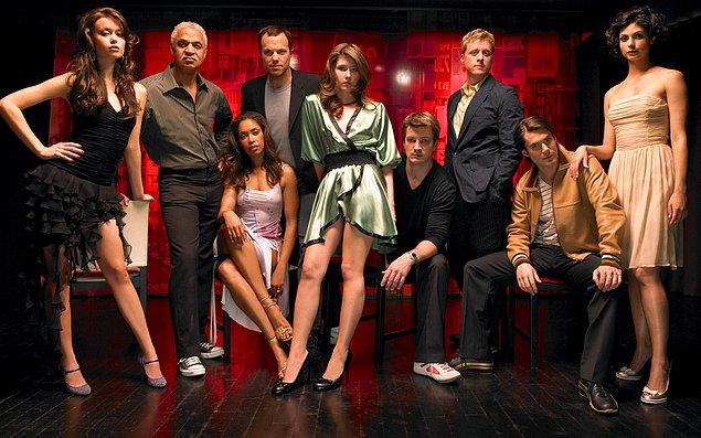 10. Firefly   (2002–2003)   IMDB / 9,2