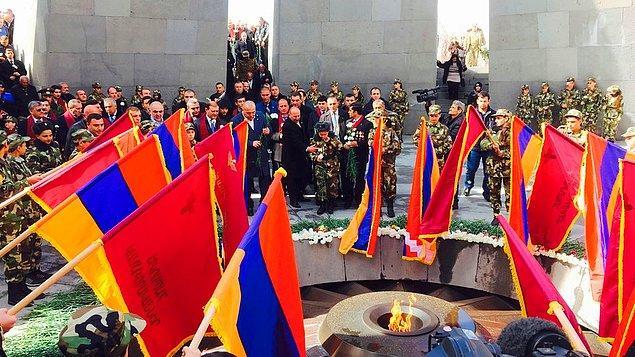6. Ermeni diasporasının faaliyetleri